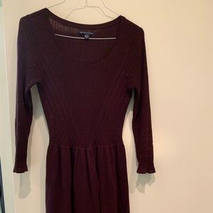 American Eagle outfitters soft sweater dress